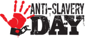 Anti Slavery Day logo